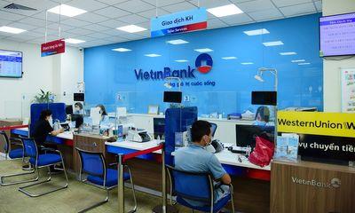 6 tháng đầu năm, hoạt động kinh doanh của VietinBank đạt kết quả đáng ghi nhận