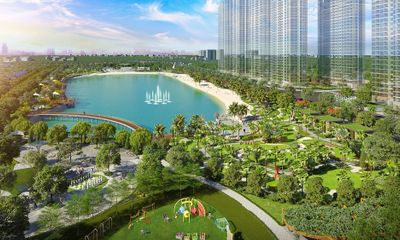 """""""Tung"""" ưu đãi hấp dẫn - Imperia Smart City hút khách trong mùa dịch"""