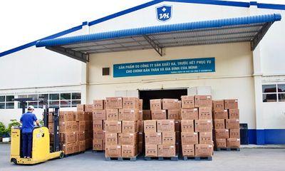 T&T Group bàn giao 8,5 triệu bộ bơm kim tiêm phục vụ chiến dịch tiêm chủng quốc gia phòng Covid-19