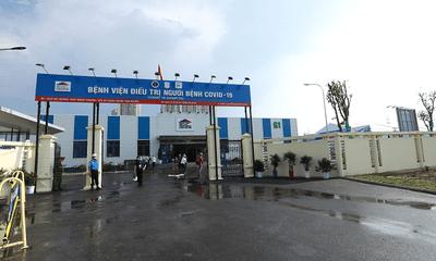 Tài chính - Doanh nghiệp - Techcombank hỗ trợ 100 tỉ đồng xây dựng bệnh viện điều trị người bệnh Covid-19 tại Hoàng Mai, Hà Nội