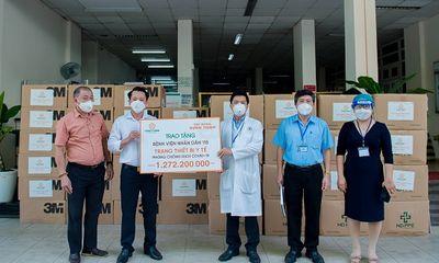 Cần biết - Tập đoàn Hưng Thịnh hỗ trợ trang thiết bị y tế với kinh phí gần 2 tỷ đồng cho bệnh viện Nhân dân 115 và Gia định