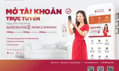 Agribank triển khai mở tài khoản trực tuyến bằng định danh điện tử (eKYC)