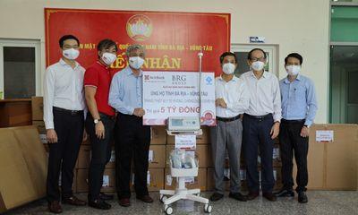 OSC Việt Nam – đại diện Quỹ An Sinh Sức Sống Mới của BRG và SeABank - chung tay hỗ trợ tỉnh Bà Rịa – Vũng Tàu trang thiết bị y tế phòng chống dịch Covid-19 trị giá 5 tỷ đồng