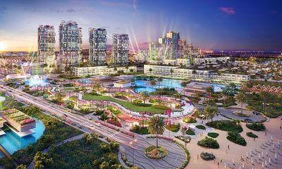 Quảng trường biển Thanh Long Bay – Thắp sáng nền kinh tế đêm
