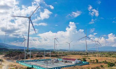 Trungnam Group vận hành dự án điện gió Ninh Thuận tổng công suất 46,2 MW
