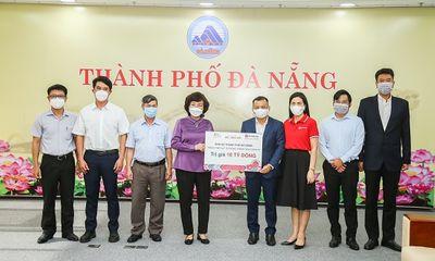 Tập đoàn BRG và Ngân hàng SeABank bàn giao trang thiết bị y tế phòng chống dịch Covid-19 trị giá 10 tỷ đồng cho Thành phố Đà Nẵng