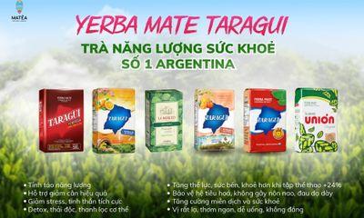 TARAGUI, Hãng trà Yerba Maté an toàn nhất thế giới từ năm 1924