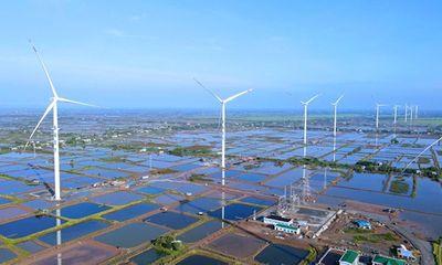 Hoàn thành lắp đặt turbine, nhà máy Điện gió Kosy Bạc Liêu sẵn sàng về đích