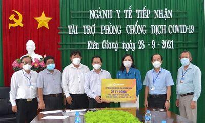 Sun Group hỗ trợ thêm 25 tỷ đồng giúp Kiên Giang chống dịch, chuẩn bị đón khách tới Phú Quốc