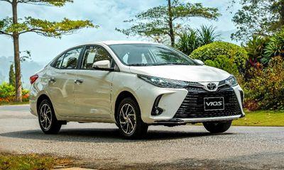 Toyota tung gói ưu đãi bán hàng và dịch vụ hấp dẫn, tri ân khách hàng trong tháng 10
