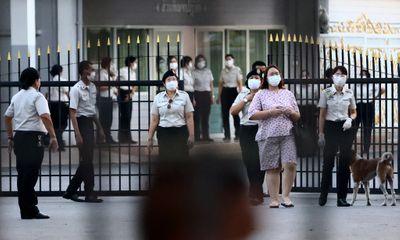 Thái Lan ghi nhận số ca nhiễm COVID-19 trong ngày cao kỷ lục