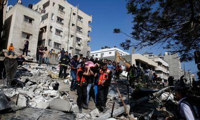 Xung đột ở Gaza: Israel không kích ác liệt, 42 người Palestine chết chỉ trong một ngày