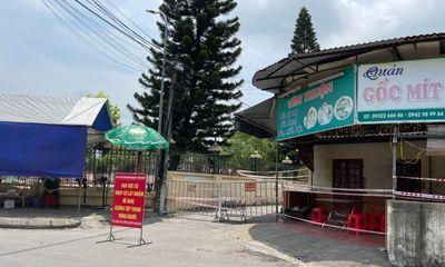 Giãn cách xã hội thành phố Hải Dương, xét nghiệm cho 14.000 công nhân KCN ở huyện Kim Thành