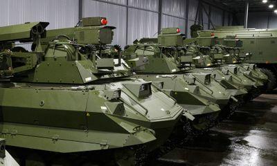 """Hé lộ kho vũ khí """"khủng"""" được Nga tung vào Syria trong chiến dịch chống khủng bố"""