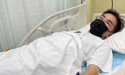 Đàm Vĩnh Hưng nhập viện sau ồn ào liên quan tới tiền quyên góp từ thiện