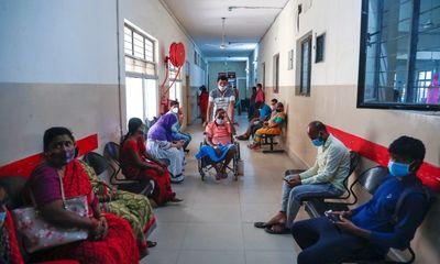Dịch chồng dịch ở Ấn Độ, số ca nhiễm nấm đen tăng chóng mặt