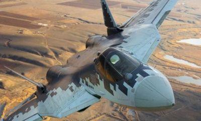 Tin tức quân sự mới nhất ngày 31/5: Nga biến Su-57 thành máy bay đáng sợ