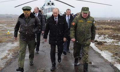 Tổng thống Putin tiết lộ dàn vũ khí