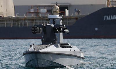 Tàu chiến không người lái đầu tiên của Thổ Nhĩ Kỳ bắn trúng mục tiêu với độ chính xác hoàn hảo