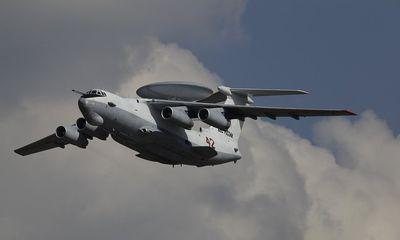 Máy bay trinh sát Nga bất ngờ bị tấn công bằng tên lửa ở Syria khi đang làm nhiệm vụ