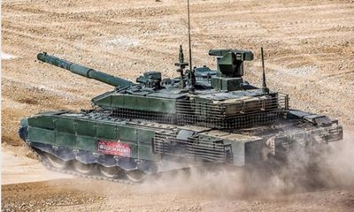 Tin tức quân sự mới nóng nhất ngày 6/6: Nga điều gấp hàng trăm xe tăng chiến đấu tới biên giới phía Nam