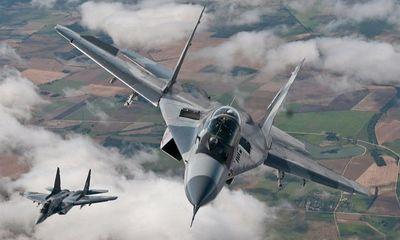 Tiêm kích MiG-29 Ba Lan bắn nhầm máy bay đồng đội
