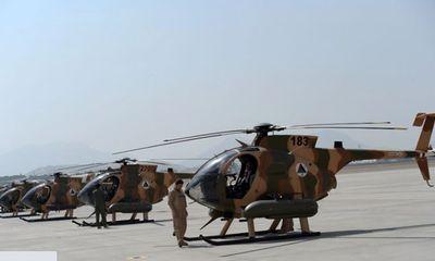 Tin tức quân sự mới nóng nhất ngày 9/6: Máy bay quân sự của quân đội Afghanistan gặp nạn
