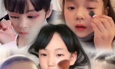 Mỹ phẩm cho trẻ em bùng nổ ở Trung Quốc và tham vọng con cái nổi tiếng của các bậc cha mẹ
