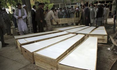 Phiến quân xả súng, sát hại 10 nhân viên của tổ chức rà phá bom mìn