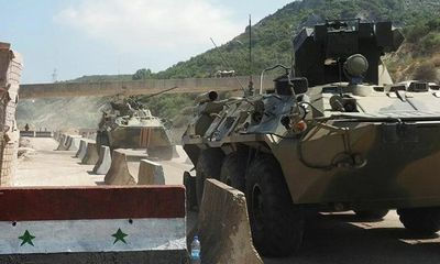 Tin tức quân sự mới nóng nhất ngày 12/6: Khủng bố chuyển xe bọc thép đến Idlib của Syria