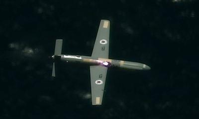 Israel thử nghiệm thành công vũ khí laser cực mạnh bắn hạ UAV