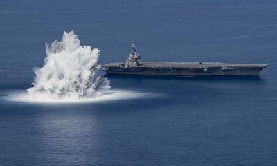 Tin tức quân sự mới nóng nhất ngày 22/6: 7 tàu chiến Nga