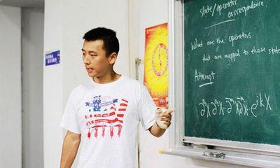 12 tuổi đỗ đại học, 31 tuổi là giáo sư tại đại học Harvard, thiên tài Vật lý Trung Quốc khiến nhiều người ngưỡng mộ