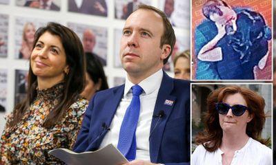 Bộ trưởng Y tế Anh từ chức sau vụ lộ cảnh ôm hôn nữ trợ lý