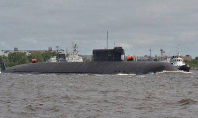 Tin tức quân sự mới nóng nhất ngày 30/6: Nga đưa tàu ngầm hạt nhân lớn nhất thế giới ra khơi