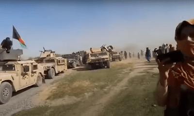 Tin tức quân sự mới nóng nhất ngày 5/7: Số xe quân sự Mỹ rơi vào tay Taliban đáng báo động