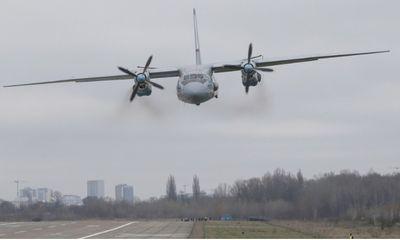 Máy bay Nga chở 28 người bất ngờ mất tích