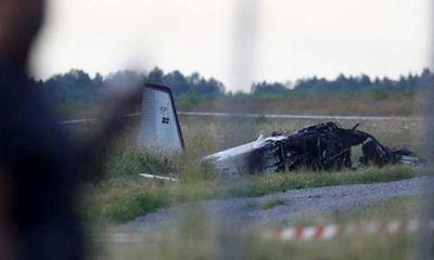 Rơi máy bay tại Thụy Điển, toàn bộ 9 người trên khoang thiệt mạng