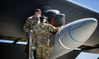 Tin tức quân sự mới nóng nhất ngày 19/7: Mỹ lo ngại tốc độ tạo vũ khí siêu thanh của Nga