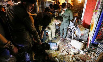 Tấn công tự sát ở Iraq khiến hàng chục người thiệt mạng