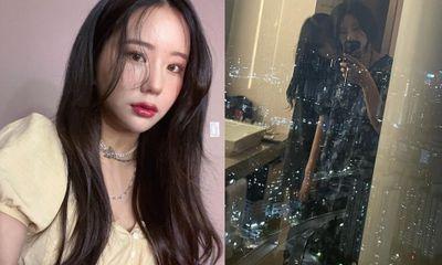 Nữ thần tượng Hàn Quốc bị công kích sau khi công khai người yêu đồng giới