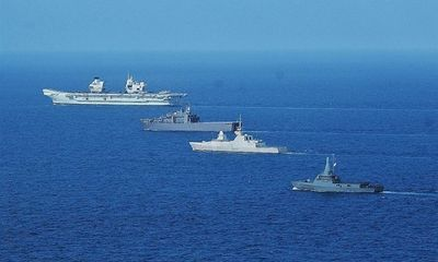 Tin tức quân sự mới nóng nhất ngày 28/7: Chiến hạm Anh lần đầu tập trận cùng hải quân Singapore