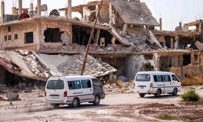 Đụng độ nặng nề bùng phát ở tỉnh Deraa, miền Nam Syria