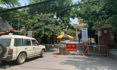Hà Nội: Tạm phong tỏa Bệnh viện Đa khoa Chương Mỹ