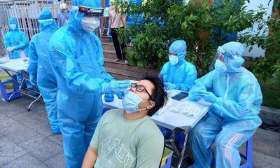 Tối 31/7, ghi nhận thêm 4.564 ca nhiễm COVID-19, nâng tổng số ca trong ngày lên 8.624