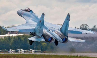 Tin tức quân sự mới nóng nhất ngày 1/8/2021: Su-35S của Không quân Nga gặp nạn bốc cháy ngùn ngụt
