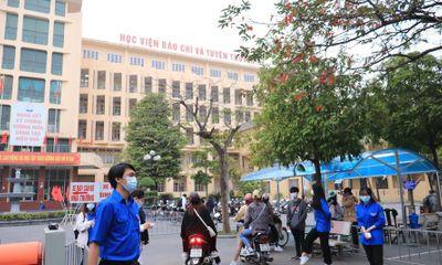 Học viện Báo chí và Tuyên truyền điều chỉnh phương án xét tuyển ngành Báo chí