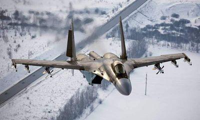 Xác định nguyên nhân bất ngờ khiến tiêm kích Su-35 Nga rơi xuống biển khi làm nhiệm vụ
