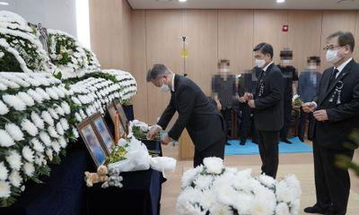 Nữ quân nhân Hàn Quốc tự sát giữa lúc điều tra về vụ quấy rối tình dục