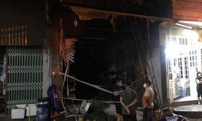 Bình Dương: Cháy nhà lúc nửa đêm, 3 người thiệt mạng